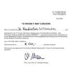 Certyfikat 2008.06.28 szkolenie Salzburg