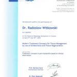Certyfikat 2010.04.10 szkolenie Krakow