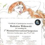 Certyfikat 2011.06.03 szkolenie Hiszpania