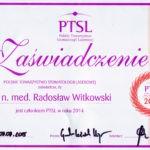 Certyfikat 2015.09.09 zaswiadczenie PTSL