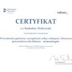 Certyfikat 2018.11.09 10 szkolenie Santorski